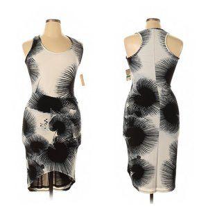 Rachel Roy Michele Gathered Dress Size Large NWT